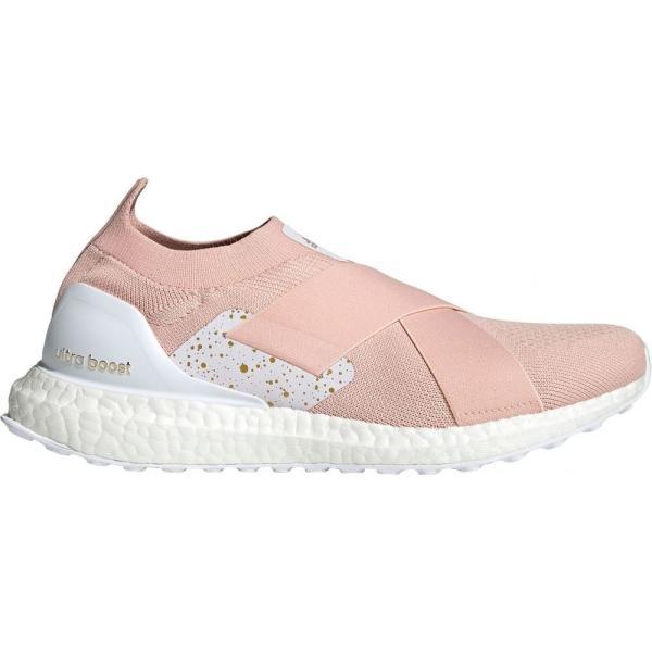 アディダス adidas レディース ランニング・ウォーキング スリッポン シューズ・靴 Ultraboost D.N.A Slip-On Running Shoes Pink/Gold