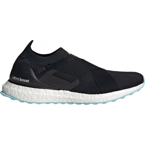 アディダス adidas レディース ランニング・ウォーキング スリッポン シューズ・靴 Ultraboost D.N.A Slip-On Running Shoes Black/Blue