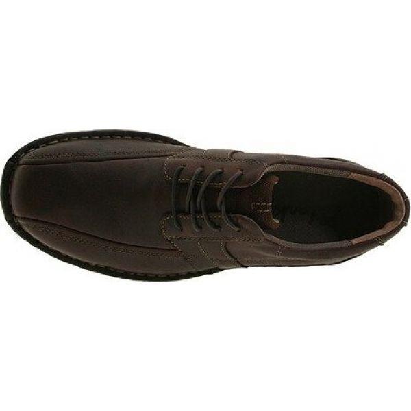 クラークス Clarks メンズ 革靴・ビジネスシューズ シューズ・靴 Espace Brown Oily Leather|fermart2-store|03
