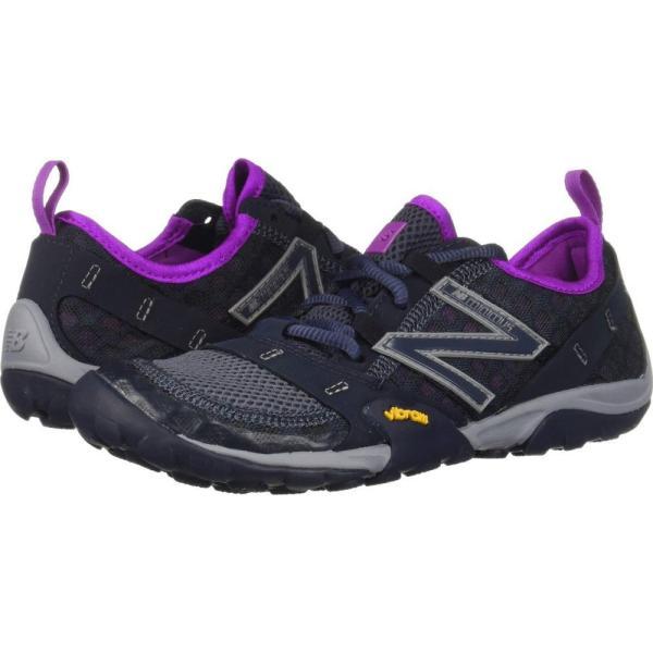 ニューバランス New Balance レディース ランニング・ウォーキング シューズ・靴 Minimus 10v1 Outer Space/Voltage Violet