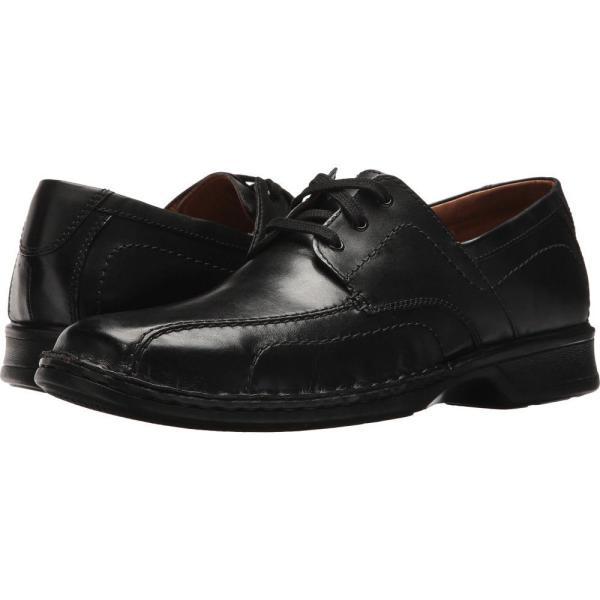 クラークス メンズ 革靴・ビジネスシューズ シューズ・靴 Northam Edge Black Leather|fermart2-store|02