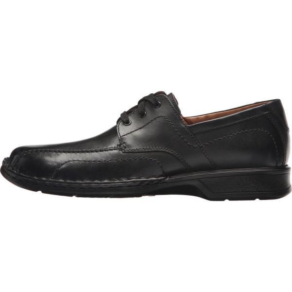 クラークス メンズ 革靴・ビジネスシューズ シューズ・靴 Northam Edge Black Leather|fermart2-store|05