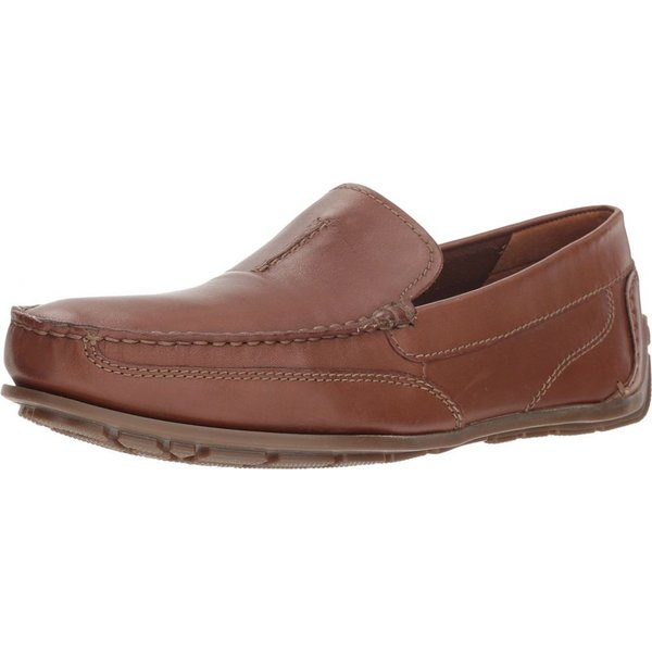 クラークス Clarks メンズ ローファー シューズ・靴 Benero Race Tan Smooth Leather|fermart2-store|02