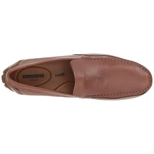 クラークス Clarks メンズ ローファー シューズ・靴 Benero Race Tan Smooth Leather|fermart2-store|03
