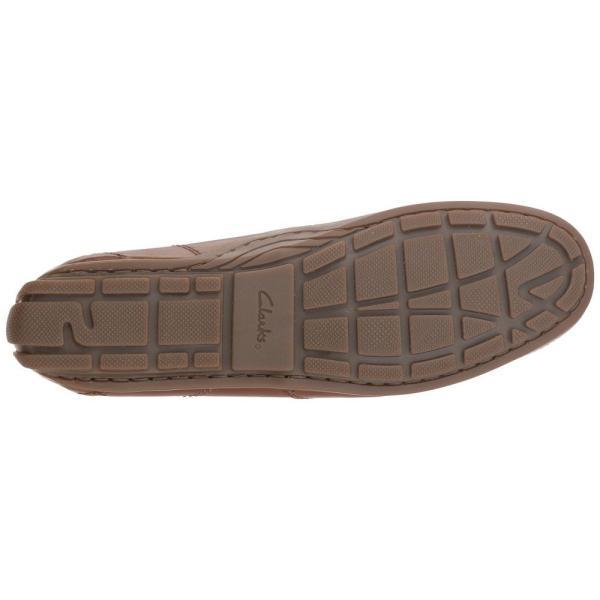 クラークス Clarks メンズ ローファー シューズ・靴 Benero Race Tan Smooth Leather|fermart2-store|04