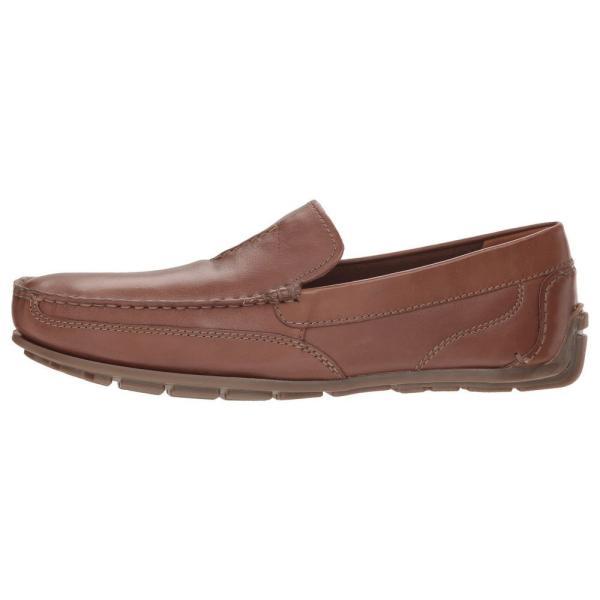 クラークス Clarks メンズ ローファー シューズ・靴 Benero Race Tan Smooth Leather|fermart2-store|05