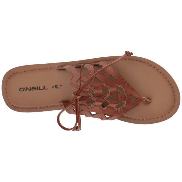 オニール O'Neill レディース ビーチサンダル シューズ・靴 Sarafina Tan