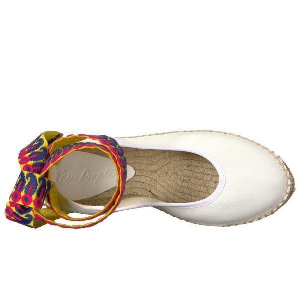 フリーピープル Free People レディース エスパドリーユ シューズ・靴 Maya Wrap Espadrille White