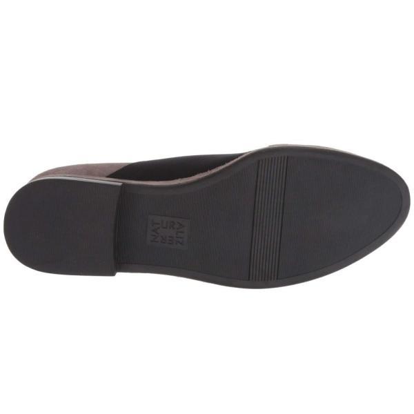 ナチュラライザー Naturalizer レディース ローファー・オックスフォード シューズ・靴 Lorie Modern Grey Suede