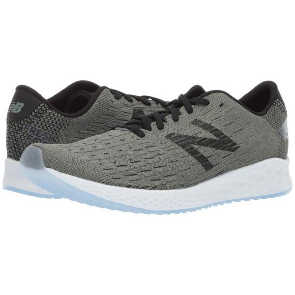 ニューバランス New Balance メンズ ランニング・ウォーキング シューズ・靴 Fresh Foam Zante Pursuit v1 Mineral Green/Black