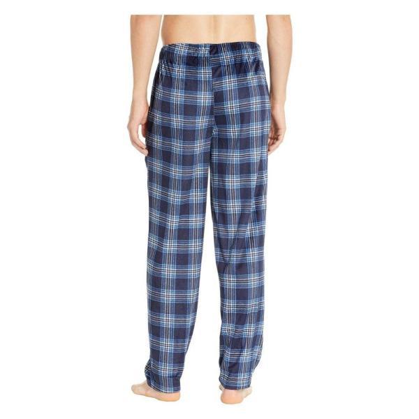 ジョッキー Jockey メンズ パジャマ・ボトムのみ インナー・下着 Silky Fleece Pants Navy|fermart2-store|03