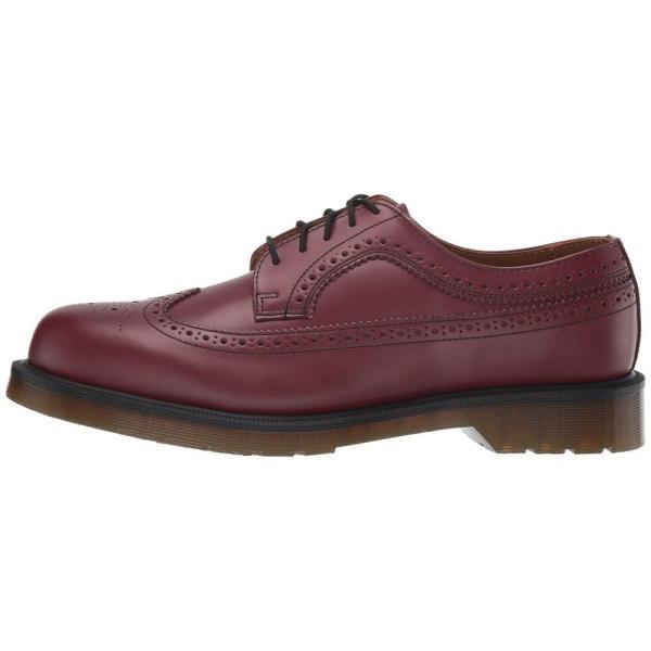 ドクターマーチン Dr. Martens レディース ローファー・オックスフォード シューズ・靴 3989 Icons Cherry Red Smooth|fermart2-store|05
