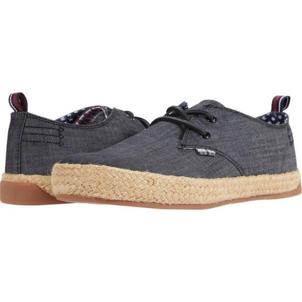 ベンシャーマン Ben Sherman メンズ スニーカー レースアップ シューズ・靴 New Jenson Lace-Up Black Textile