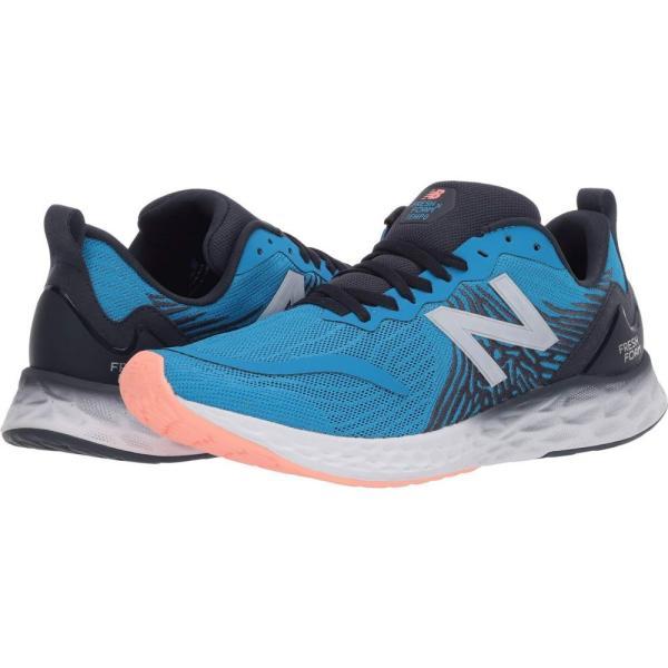 ニューバランス New Balance メンズ ランニング・ウォーキング シューズ・靴 Fresh Foam Tempo Vision Blue/Ginger Pink