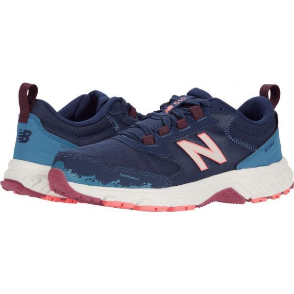ニューバランス New Balance レディース ランニング・ウォーキング シューズ・靴 510v5 Natural Indigo/Nb Light Blue