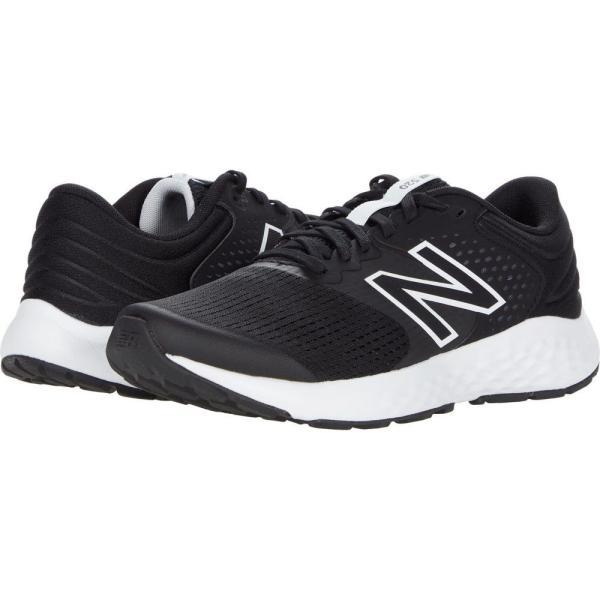 ニューバランス New Balance レディース ランニング・ウォーキング シューズ・靴 520v7 Black/White