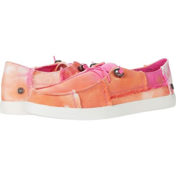 イエローボックス Yellow Box レディース スニーカー シューズ・靴 Olsen Pink Multi
