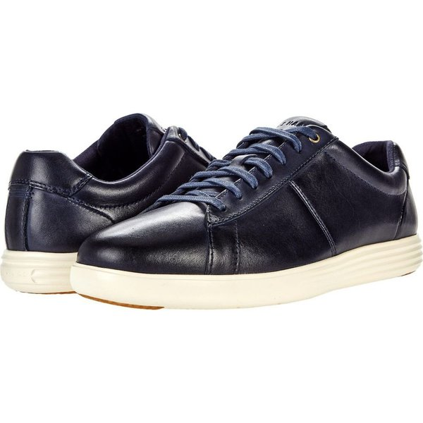 コールハーン Cole Haan メンズ スニーカー レースアップ シューズ・靴 Reagan Lace-Up Sneaker Navy