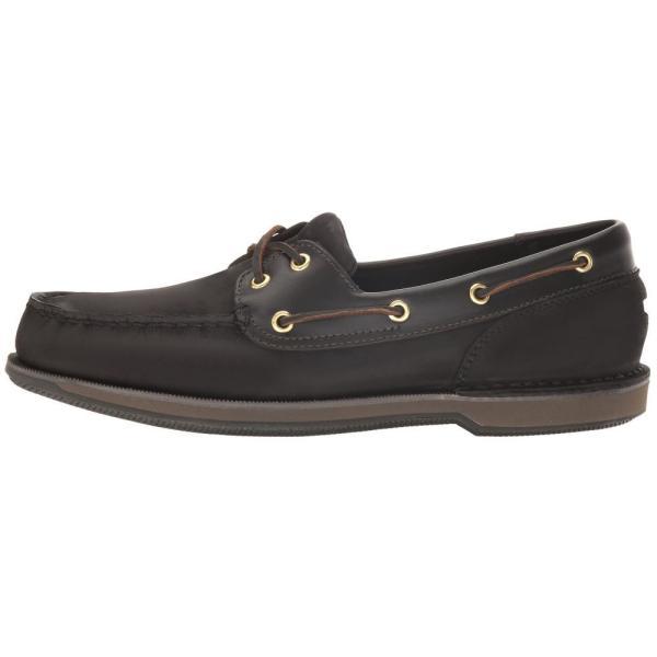 ロックポート Rockport メンズ シューズ・靴 ボートシューズ Ports of Call Perth Black/Bark|fermart2-store|05
