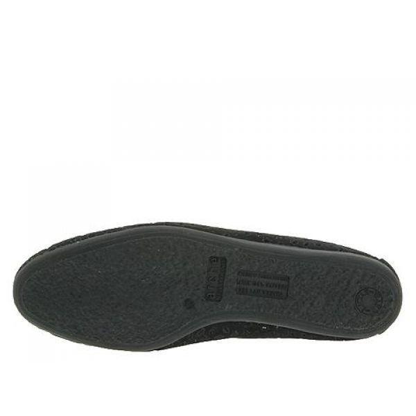 アルシュ レディース スリッポン・フラット シューズ・靴 Lilly Noir