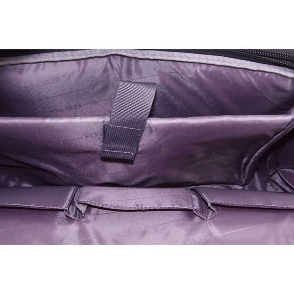 ケネス コール Kenneth Cole Reaction レディース パソコンバッグ バッグ Colombian Leather - Flapover Portfolio/Computer Case Black