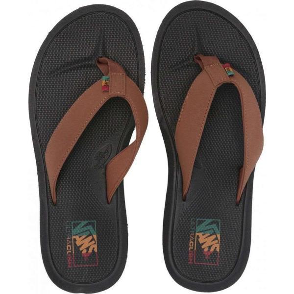 ヴァンズ Vans メンズ サンダル シューズ・靴 Nexpa Synthetic Dachshund/Black/Rasta|fermart2-store