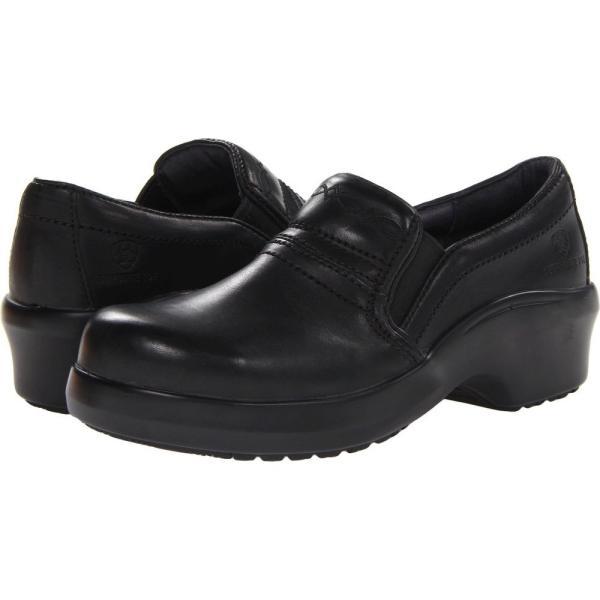 アリアト レディース サンダル・ミュール シューズ・靴 Expert Safety Clog Composite Toe Black|fermart2-store