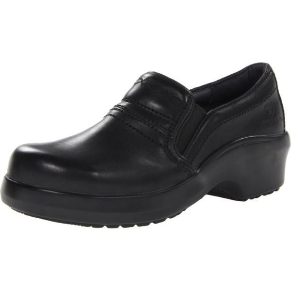 アリアト レディース サンダル・ミュール シューズ・靴 Expert Safety Clog Composite Toe Black|fermart2-store|02