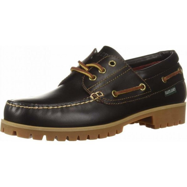 イーストランド Eastland 1955 Edition メンズ デッキシューズ シューズ・靴 Seville Burgundy Leather|fermart2-store|02