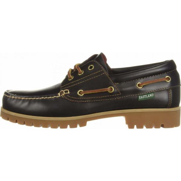 イーストランド Eastland 1955 Edition メンズ デッキシューズ シューズ・靴 Seville Burgundy Leather|fermart2-store|05