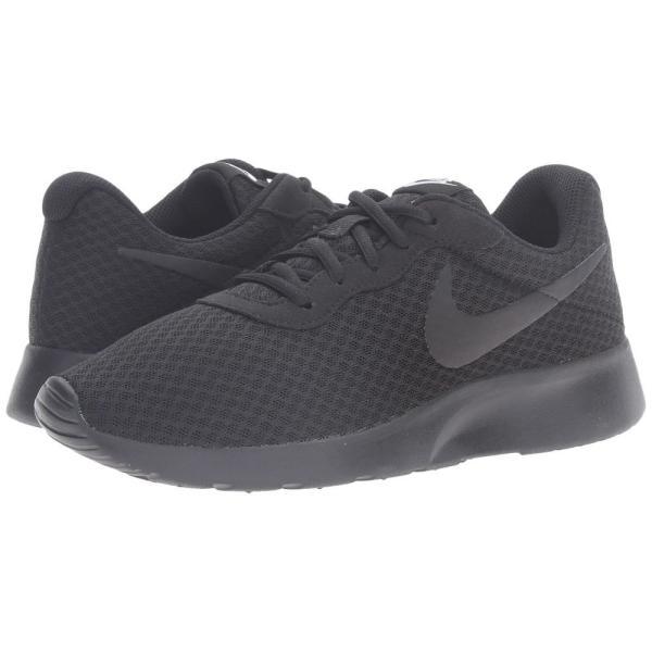 ナイキ Nike レディース スニーカー シューズ・靴 Tanjun Black/Black/White