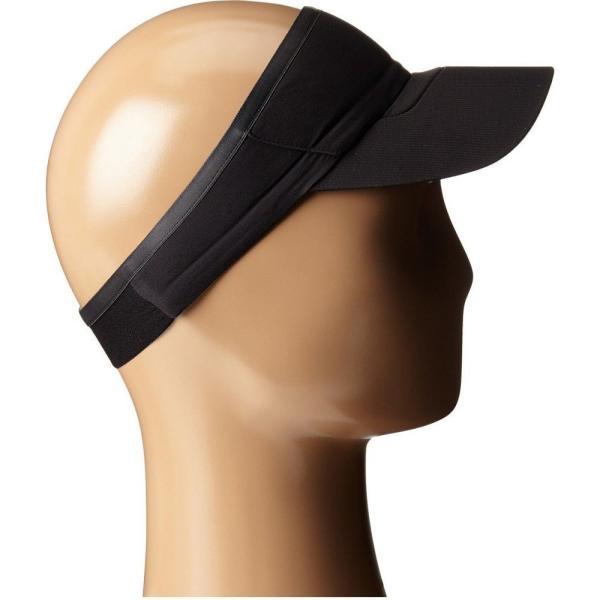 アークテリクス メンズ サンバイザー 帽子 Calvus Visor Black|fermart2-store|04