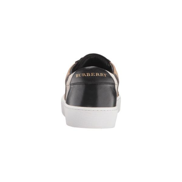 バーバリー レディース スニーカー シューズ・靴 Salmond HC/Black