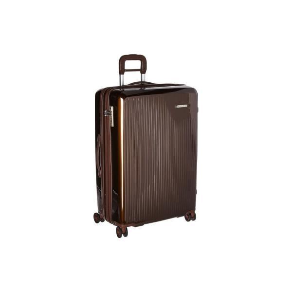 ブリッグスアンドライリー レディース スーツケース・キャリーバッグ バッグ Sympatico - Large Expandable Spinner Bronze