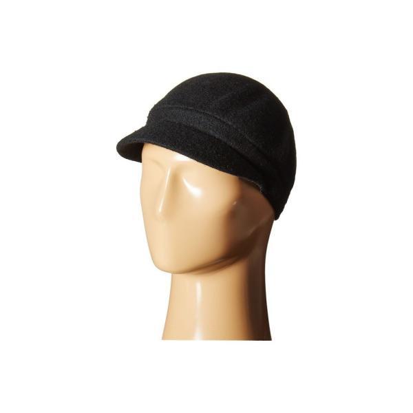 ベットマー Betmar レディース 帽子 Lynn Black