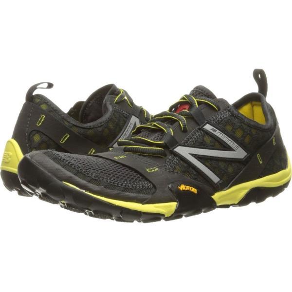 ニューバランス New Balance メンズ ランニング・ウォーキング シューズ・靴 Minimus 10v1 Grey/Yellow