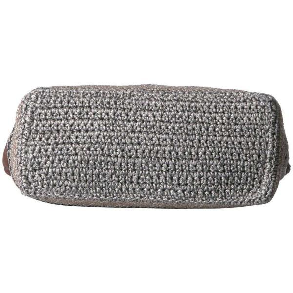 ザ サク The Sak レディース バッグ Indio Crochet Demi Hobo Shoreline Stripe