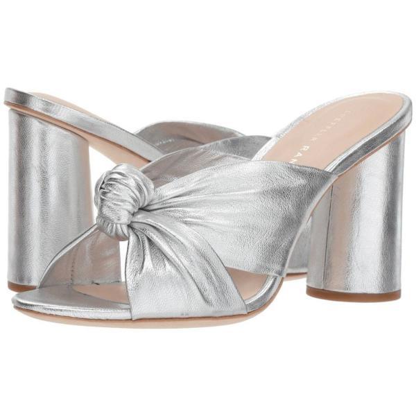 ロフラーランドール Loeffler Randall レディース サンダル・ミュール シューズ・靴 Coco Silver