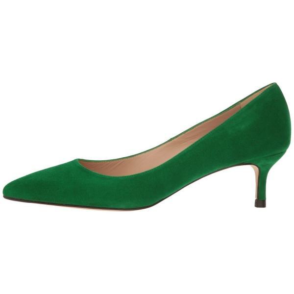 エルケーベネット L.K. Bennett レディース パンプス シューズ・靴 Audrey Mint Leaf Suede