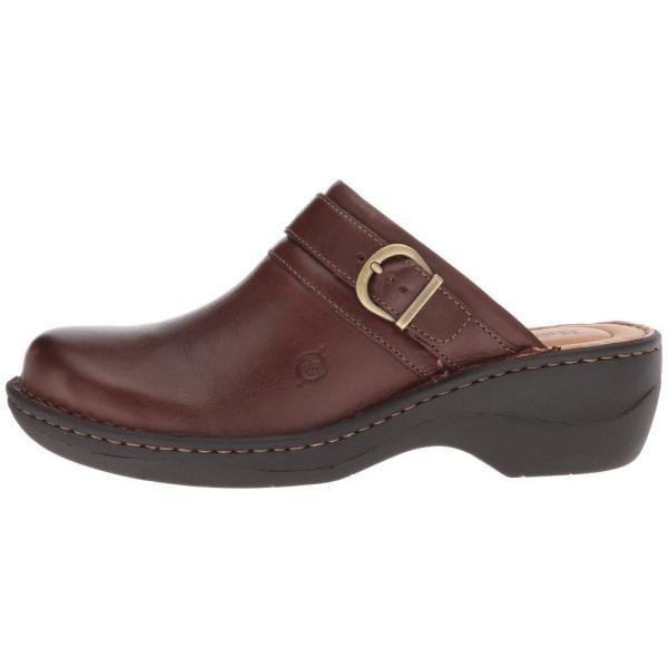 ボーン Born レディース シューズ・靴 Avoca Chocolate Full Grain Leather