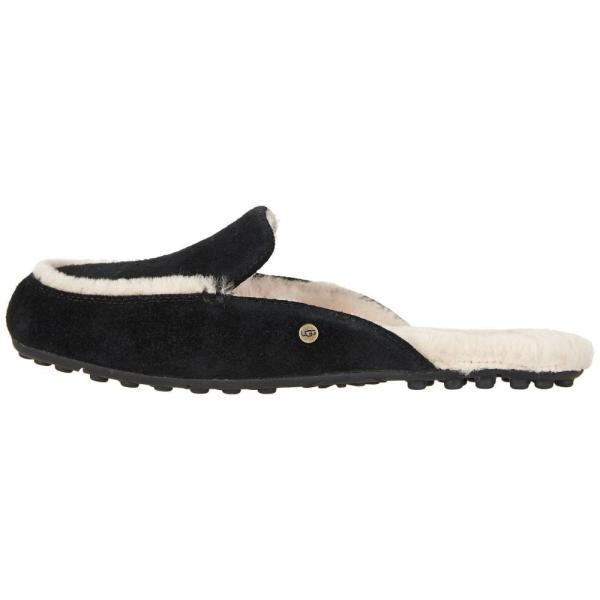 アグ レディース ローファー・オックスフォード シューズ・靴 Lane Black