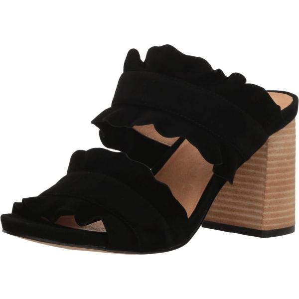 フリーピープル Free People レディース サンダル・ミュール シューズ・靴 Rosie Ruffle Heel Black