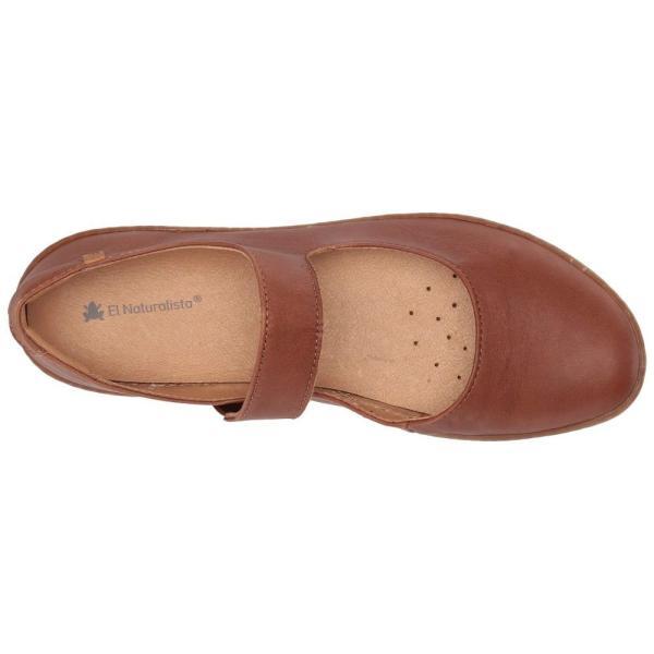 エル ナチュラリスタ El Naturalista レディース スリッポン・フラット シューズ・靴 Coral N5301 Caramel