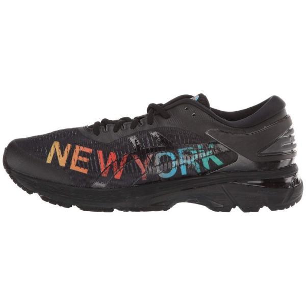 アシックス ASICS メンズ シューズ・靴 ランニング・ウォーキング GEL-Kayano 25 NYC Black/Black|fermart2-store|05