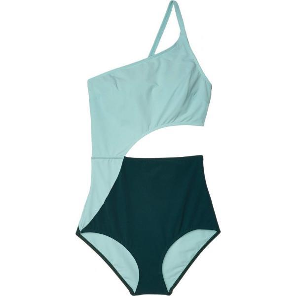 フラッグポール FLAGPOLE レディース ワンピース 水着?ビーチウェア Ali One-Piece Jade/Emerald fermart2-store 01