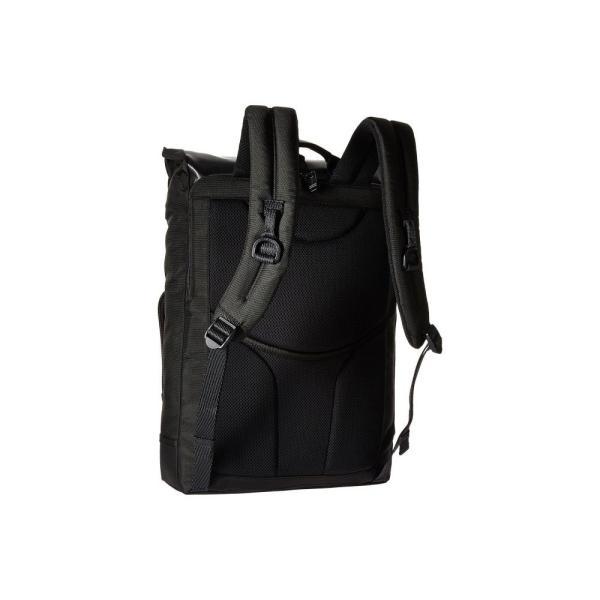 トゥミ メンズ バックパック・リュック バッグ Alpha Bravo London Roll-Top Backpack Black