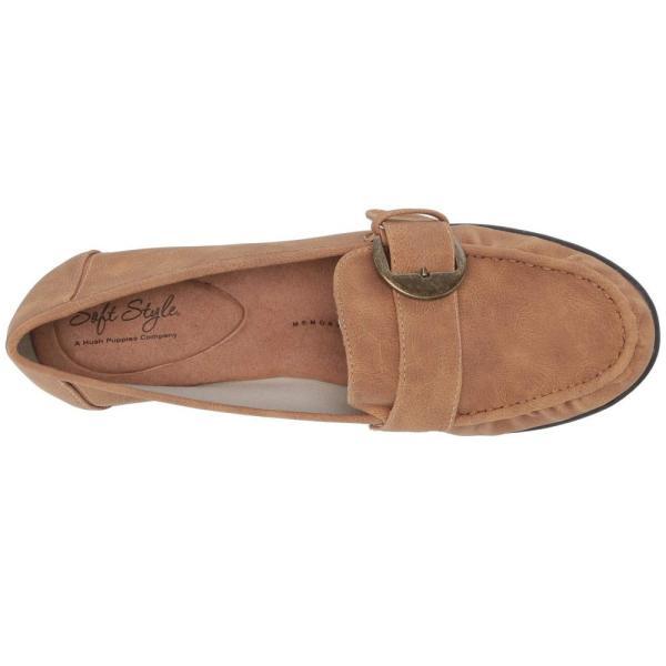 ソフトスタイル Soft Style レディース ローファー・オックスフォード シューズ・靴 Vivid Tan Nubuck