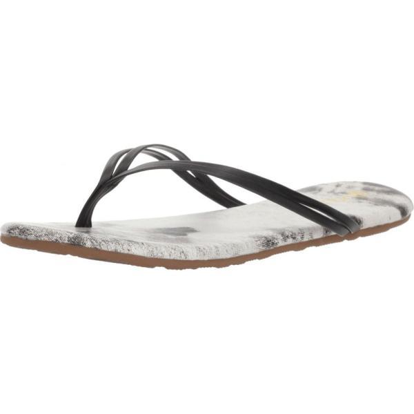 ボルコム Volcom レディース ビーチサンダル シューズ・靴 Wrapped Up White/Black