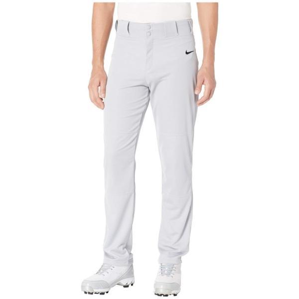 ナイキ Nike メンズ ボトムス・パンツ 野球 Core Baseball Pants Wolf Grey/Black|fermart2-store
