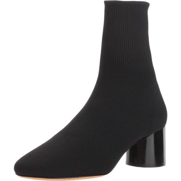 ヴィンス Vince レディース ブーツ シューズ・靴 Tasha Black Solid Textured Knit